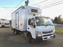 2012 MITSUBISHI FUSO BOX TRUCK