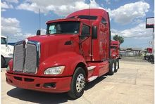 2010 KENWORTH T660 CONVENTIONAL