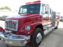 1999 FREIGHTLINER FL80 FIRE TRU