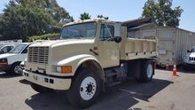 1997 INTERNATIONAL 4700 CHIPPER