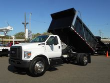 2016 FORD F-650 GARBAGE TRUCK