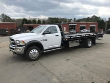 2017 DODGE RAM 5500 ROLLBACK TO