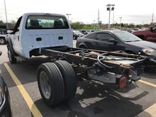 2013 FORD F550 CAB CHASSIS