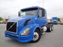 2007 VOLVO VNL64T CONVENTIONAL