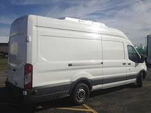 2017 FORD TRANSIT CATERING TRUC