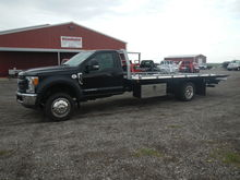 New 2017 FORD F550 W
