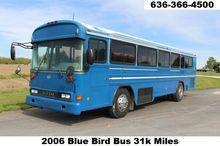 2006 BLUE BIRD SCHOOL ACTIVITY