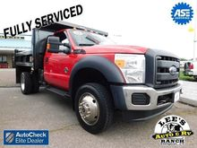 Used 2012 FORD F-550