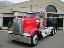 2007 KENWORTH W900 CONVENTIONAL