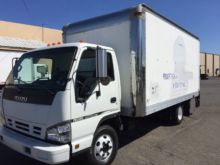 2007 ISUZU NPR HD BOX TRUCK - S