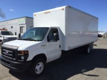 2012 FORD E450 BOX TRUCK - STRA
