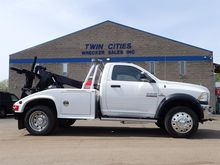 2016 DODGE 4500SLT WRECKER TOW