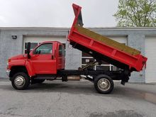 2005 GMC C36003 DUMP TRUCK
