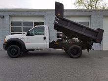 2006 FORD SUPER DUTY F-550 DRW