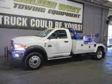 2011 RAM 5500 WRECKER TOW TRUCK