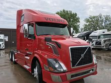 2007 VOLVO VNL64T670 CONVENTION