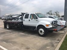 2015 FORD F750 ROUSTABOUT