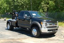 New 2017 FORD F550 X