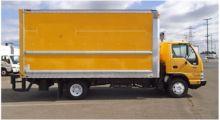 2007 GMC W4500 Box truck - stra
