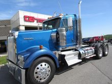 2013 KENWORTH W900L CONVENTIONA