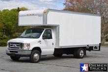 2010 FORD E-SERIES BOX TRUCK -