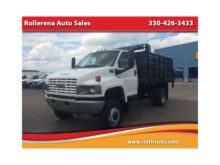 2007 GMC C50 CAB CHASSIS