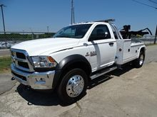 2017 RAM 5500 CHASSIS CAB WRECK