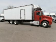 2006 KENWORTH T300 REFRIGERATED