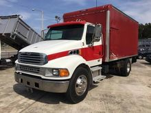 2005 STERLING ACTERRA BOX TRUCK