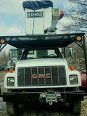2001 GMC C7500 CRANE TRUCK