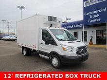 2017 Ford Transit-350 Refrigera