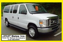 2013 FORD E-SERIES DRY VAN