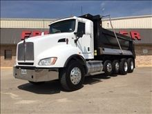 2014 KENWORTH T400 CONVENTIONAL