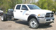 2017 RAM 4500 CAB CHASSIS