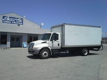 2012 INTERNATIONAL 4300 Dump tr