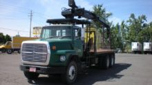 1983 FORD LN9000 CRANE TRUCK