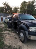 2006 FORD F550 WRECKER TOW TRUC