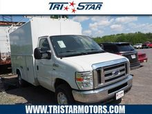 2013 FORD E-350 BOX TRUCK - STR