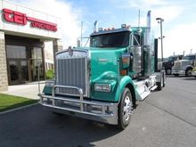2014 KENWORTH W900L CONVENTIONA
