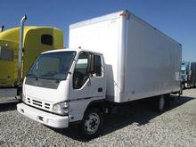 2007 ISUZU NQR BOX TRUCK - STRA