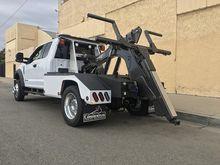2017 FORD F450 WRECKER TOW TRUC
