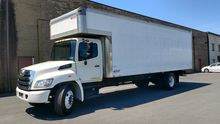 2013 HINO 268A CONVENTIONAL - D