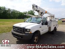 2003 FORD F450 Bucket truck - b