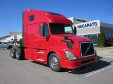 2013 VOLVO VNL CONVENTIONAL - S