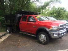 2016 RAM 5500 Dump truck