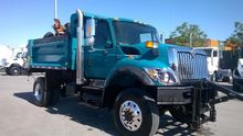 2008 INTERNATIONAL 7300 DUMP TR