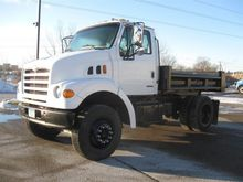 2000 STERLING CONTRACTOR DUMP T