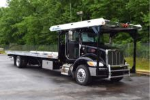 2018 PETERBILT 337 Rollback tow