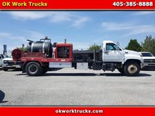 2001 GMC C70 CAB CHASSIS