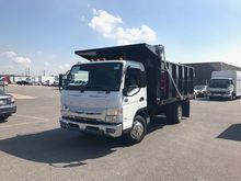 2017 MITSUBISHI FUSO FE180 Dump
